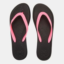 Under Armour Women's Atlantic Dune Slides Black
