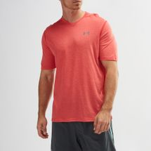 Under Armour Threadborne Siro V-Neck T-Shirt