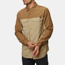 Columbia Silver Ridge Blocked™ Long Sleeve Shirt