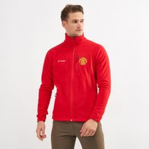 Columbia Manchester United Fast Trek II Full Zip Fleece Jacket
