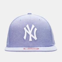 New Era MLB Oxford Lights New York Yankees 9FIFTY Snapback Cap