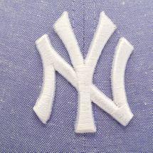 New Era MLB Oxford Lights New York Yankees 9FIFTY Snapback Cap, 902097