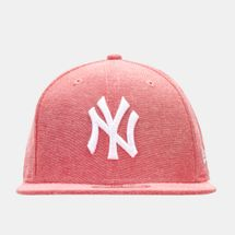 New Era MLB Oxford Lights New York Yankees Snapback Cap