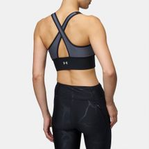 Under Armour Crossback Pocket Sports Bra, 831011