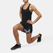 Under Armour Fly By Embossed Racer Tank Top, 885512