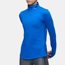 Under Armour Threadborne Streaker 1/2 Zip Long Sleeve T-Shirt