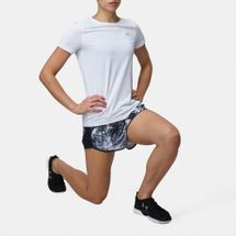 Under Armour Fly By Printed Running Shorts, 830845