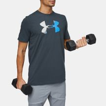Under Armour Glitch Logo T-Shirt