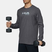 Under Armour Shift Centre Chest Long Sleeve T-Shirt