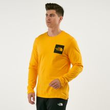 The North Face Men's Fine Long Sleeve T-Shirt