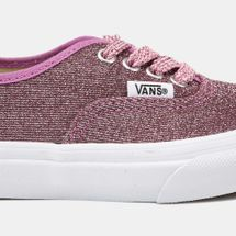 Vans Kids' Lurex Glitter Authentic Shoe, 1218581