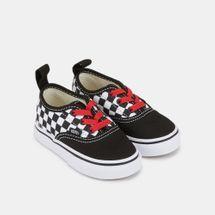 Vans Kids' Authentic Elastic Lace Shoe, 1358340