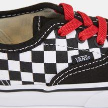 Vans Kids' Authentic Elastic Lace Shoe, 1358343
