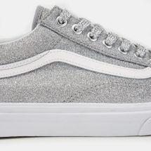 Vans Lurex Glitter Old Skool Shoe, 1201087