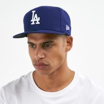 New Era Men's MLB Los Angeles Dodgers Authentic 59Fifty Fitted Cap