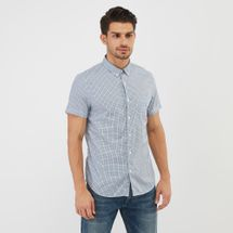 Timberland Suncook River Slim-Fit Gingham Shirt, 1212914