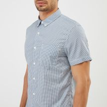 Timberland Suncook River Slim-Fit Gingham Shirt, 1212917