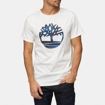 Timberland Dunstan River Camo Print T-Shirt, 871801