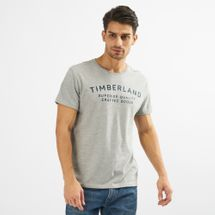Timberland Kennebec River Graphic Logo T-Shirt
