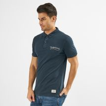 Timberland Kennebec River Slim Fit Logo Polo T-Shirt