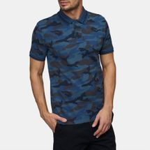 Timberland Millers River Pique Camo Polo T-Shirt, 792606