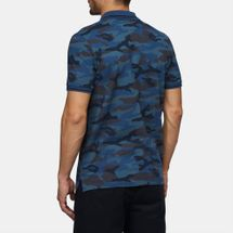 Timberland Millers River Pique Camo Polo T-Shirt, 792607