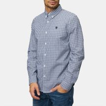 Timberland® Suncook River Slim Fit Gingham Shirt, 871857