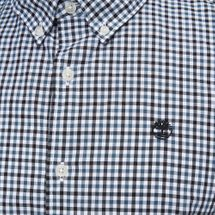 Timberland® Suncook River Slim Fit Gingham Shirt, 871860