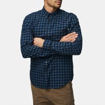Timberland Back River Flannel Gingham Shirt