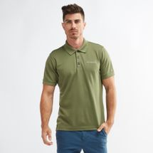 Columbia Clearwater Creek™ Solid Polo T-Shirt
