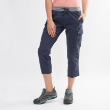 Columbia Down The Path™ Pull-On Capri Pant