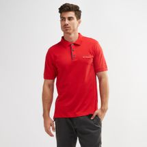 Columbia Cascade Range™ Solid Polo T-Shirt