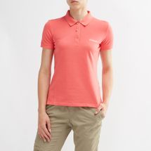 Columbia Cascade Range™ Solid Polo T-Shirt