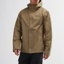 Columbia Diablo Creek™ Rain Shell Jacket