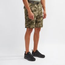 Columbia Silver Ridge™ Printed Cargo Shorts