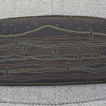 Columbia Mesh™ Snap Back Hat - Grey, 1236076