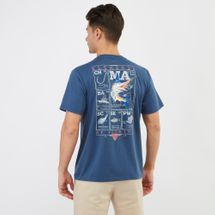 Columbia PFG Elements Marlin II T-Shirt, 1219163