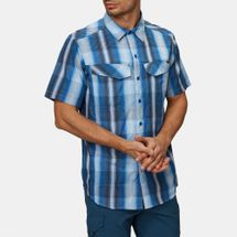 Columbia Silver Ridge™ Multi Plaid Short Sleeve Shirt