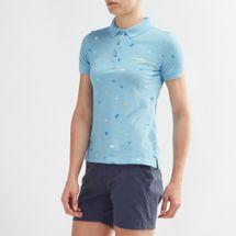 Columbia Cascade Range™ Print Polo T-Shirt