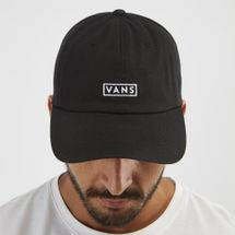 Vans Curved Bill Jockey Hat - Black, 1248830