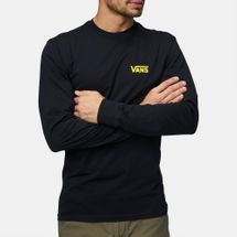 Vans X Thrasher Cardiel Long Sleeved T-Shirt Black
