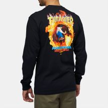 Vans X Thrasher Cardiel Long Sleeved T-Shirt, 817275