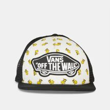 Vans Peanuts Beach Girl Trucker Cap - Multi, 676316