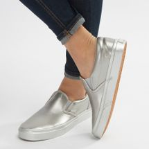 Vans Classic Slip-On Metallic Shoe