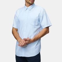 Timberland Pleasant River Oxford Short Sleeve Shirt