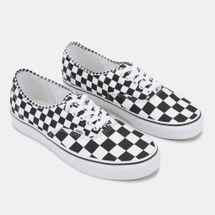 Vans Checkerboard Authentic Shoe, 1136942