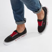 Vans Authentic Shoe Black