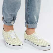 Vans Checkerboard Authentic Shoe