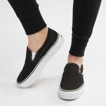 Vans Classic Platform Slip-on Shoe