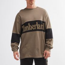 Timberland Oversized Long Sleeved T-Shirt